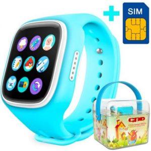 Gbd Gps Wrist Watch Phone