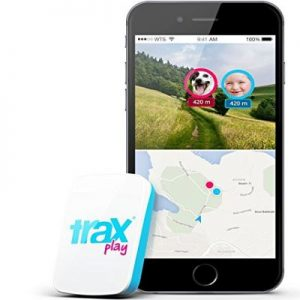 trax play gps tracker device